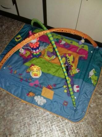 Развивающий коврик Tiny Love. Каховка. фото 1