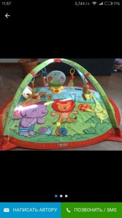Развивающий игровой коврик для вашего ребенка. Бахмут (Артемовск). фото 1