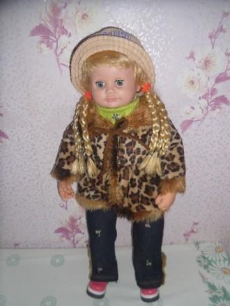Интерактивная кукла Ксюша Ласкина. Константиновка. фото 1