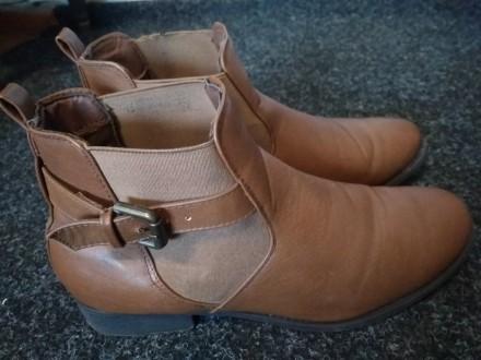 Осенние почти новые ботинки Tom&Rose Осінні майже нові черевики. Тернополь. фото 1