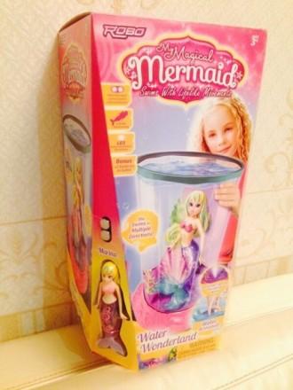 """Интерактивный набор «My magical mermaid"""" фирмы Zuru.. Киев. фото 1"""