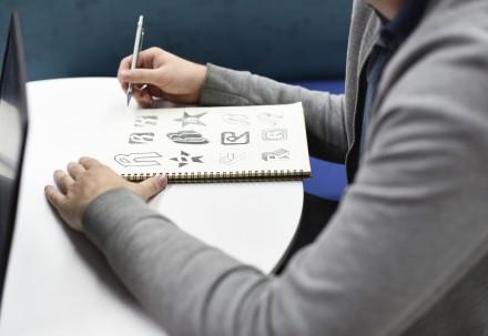 Логотип | Графический дизайн – Студия RedCorvus Media – Быстро и качественно!. Харьков. фото 1