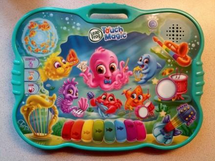 Сенсорная интерактивная доска Канада игрушка развивающая планшет детей. Кривой Рог. фото 1