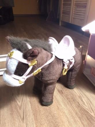 Интерактивная лошадка Беби Борн с домиком (Baby Born). Киев. фото 1
