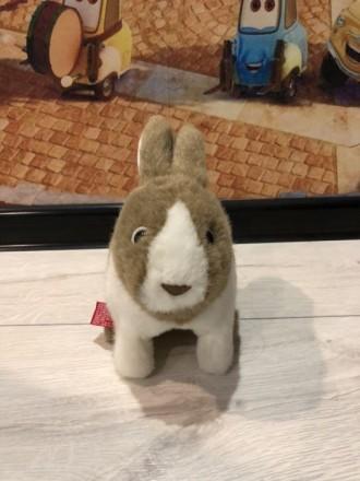 Интерактивный кролик. Покровск (Красноармейск). фото 1