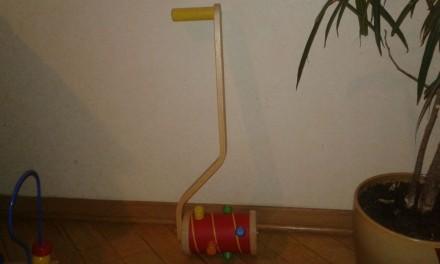 Каталка деревянная Ikea. Киев. фото 1
