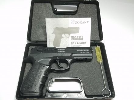 Продам стартовый пистолет Stalker 2918 black.  РОЗНИЦА, ОПТОВО  !!!Новая Почта. Киев, Киевская область. фото 2