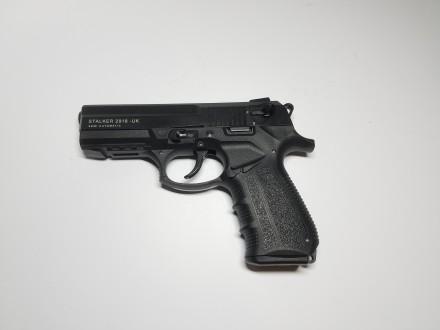 Продам стартовый пистолет Stalker 2918 black.  РОЗНИЦА, ОПТОВО  !!!Новая Почта. Киев, Киевская область. фото 3