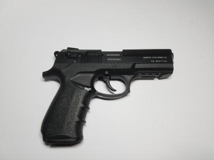 Продам стартовый пистолет Stalker 2918 black.  РОЗНИЦА, ОПТОВО  !!!Новая Почта. Киев, Киевская область. фото 4