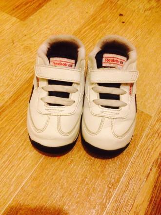 Оригінальні кросовки Reebok. Новый Роздол. фото 1