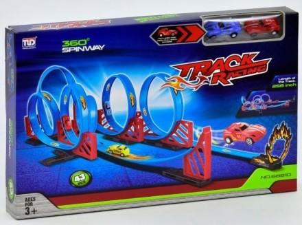 Track Racing 68810 - Автотрек 5 колец. Харьков. фото 1