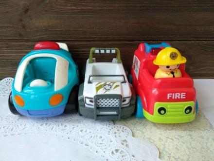 Детские машинки с батарейками. Интерактивные. Кривой Рог. фото 1