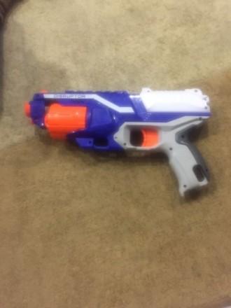 Продам пистолет нерф nerf. Днепр. фото 1