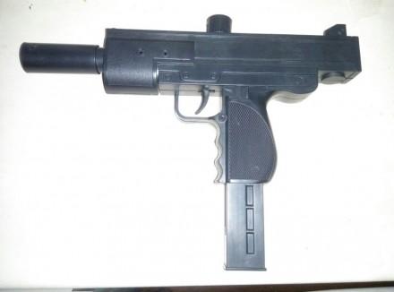 Игрушечный пистолет. Стрый. фото 1