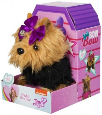 Интерактивная собачка Бантик йоркширский терьер игрушка для девочек. Луцк. фото 1