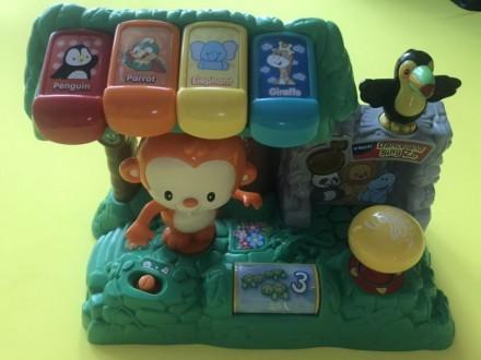 Vtech зоопарк интерактивная игрушка. Винница. фото 1