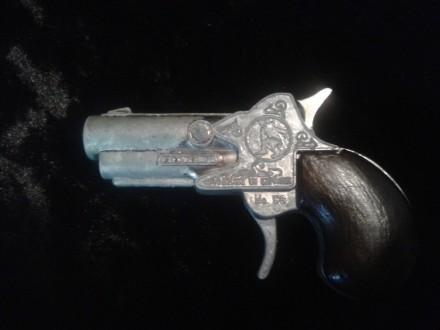 Игрушечный винтажный пистолет GONHER (Испания). Запорожье. фото 1