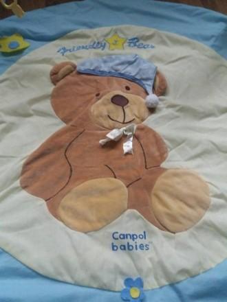 детский развивающий коврик для игры. Борисполь. фото 1