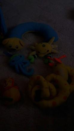 Детский развивающий коврик. Днепр. фото 1