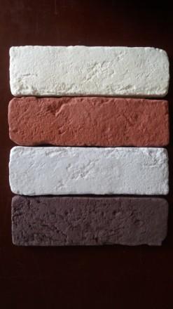 Облицовочный камень Клинкер. Сумы. фото 1