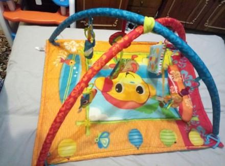 Продам детский развивающий коврик. Винница. фото 1