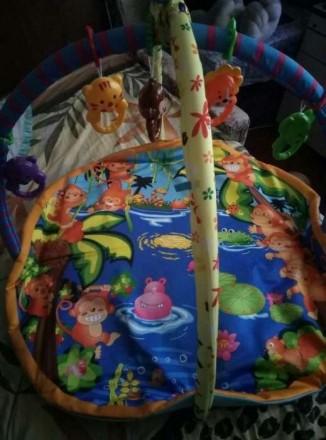 Развивающий детский коврик, срочно!. Киев. фото 1