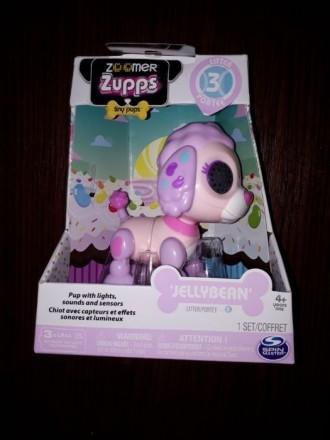 Интерактивный щенок Zoomer Zupps SpinMaster. Днепр. фото 1