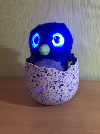 Детская интерактивная игрушка Hatchimals оригинал дракон в яйце. Киев. фото 1