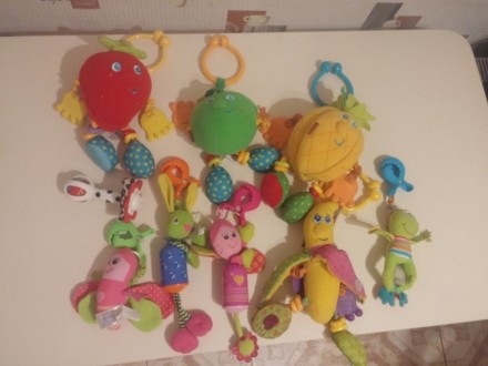 Интерактивные розвивающие игрушки Tiny love. Новгород-Северский. фото 1