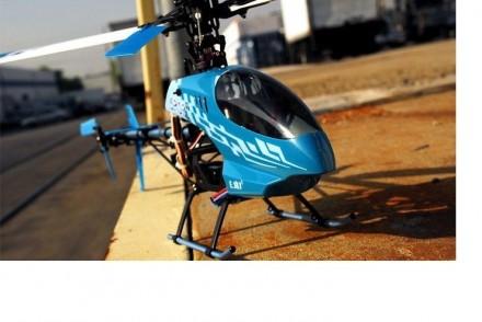 Вертолет БОЛЬШОЙ радиоуправляемый E-sky king3. Сумы. фото 1
