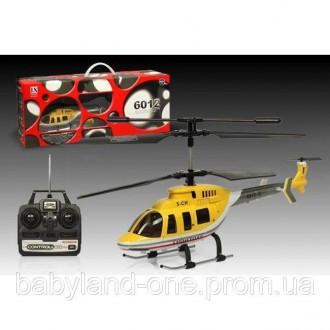 Радиоуправляемый вертолет Lighting 6012. Александрия. фото 1