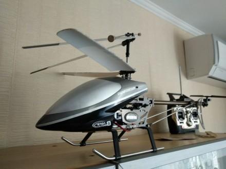 Радиоуправляемый вертолет Double Horse Gigant 9101 27Mhz - 9101. Чернигов. фото 1