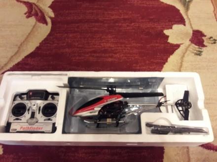 Радиоуправляемый вертолет. Винница. фото 1