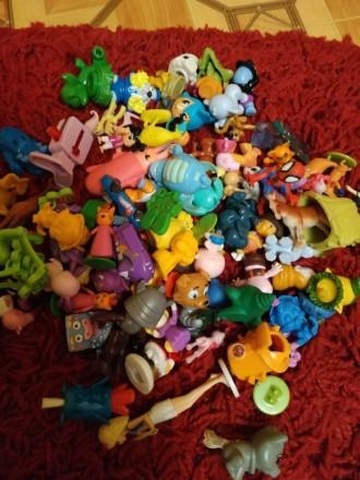 Киндер игрушки. Луганск. фото 1