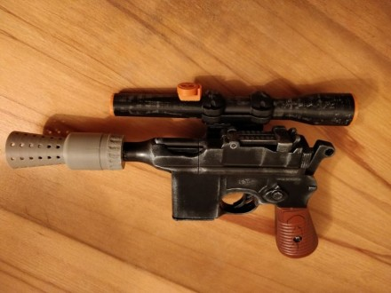 Пистолет Хан Соло DL-44 Han Solo. Днепр. фото 1