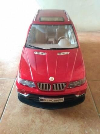 Продам Радио-управляемый автомобиль БМВ.. Запорожье. фото 1
