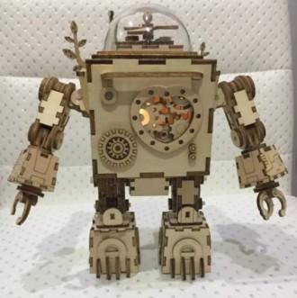 Музикальний робот конструктор. Сокаль. фото 1