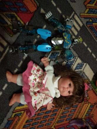 Кукла и Робот конструктор. Киев. фото 1