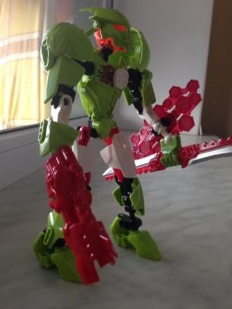 Аналог Лего , конструктор , бионикл, робот. Киев. фото 1