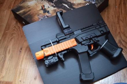 Автомат AR Game Gun. Рожище. фото 1