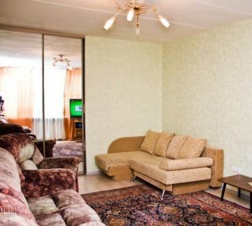 Квартира находится по улице Добролюбова. Запорожье. фото 1