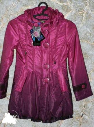 Демисезонная куртка пальто biko&kana. Переяслав-Хмельницкий. фото 1