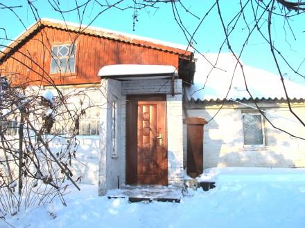 Продается кирпичный дом с участком 38 соток. Кагарлык. фото 1