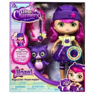 Little Charmers Hazel Magic Doll Большая интерактивная кукла Хейзел. Одесса. фото 1