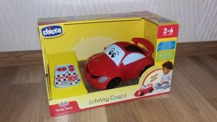 Chicco Johnny машина кабриолет на р/у. Винница. фото 1