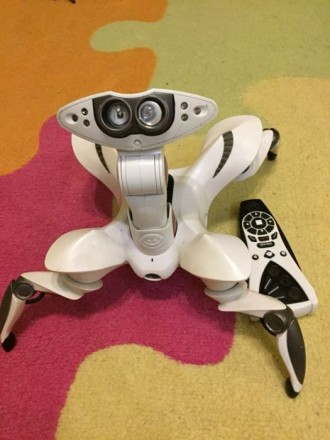 Продам детскую игрушку «умного, живого робота» б/у. Киев. фото 1