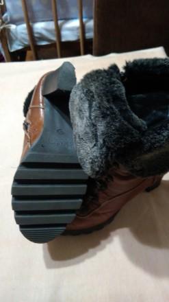 Женские зимние ботинки. Киев. фото 1