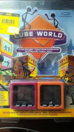 Интерактивная игрушка Radica Cube World Block Bash 2007 Mattel Inca Bi. Жмеринка. фото 1
