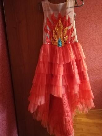 Платье жар-птицы. Полтава. фото 1