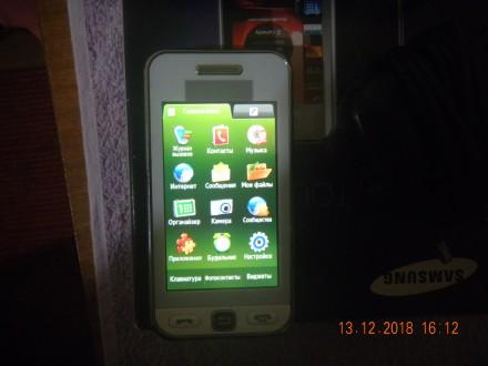 Безпроблемный красивый рабочий Телефон Samsung S5230 представляет собой стильный. Станично-Луганское, Луганская область. фото 8